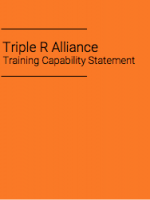Training Capability Statement TRA