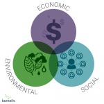 Triple Bottom Line: Economic, social and environmental