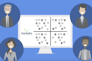 Watch the video: Better understand your stakeholders with Boréalis