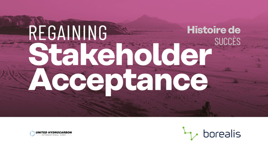 Download the United Hydrocarbon Chad Limited case study - Stakeholder acceptance